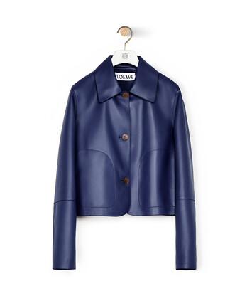 LOEWE Jacket Azul/Marino Oscuro front