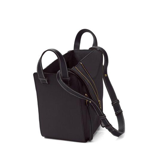 LOEWE Hammock Small Bag Midnight Blue/Black all