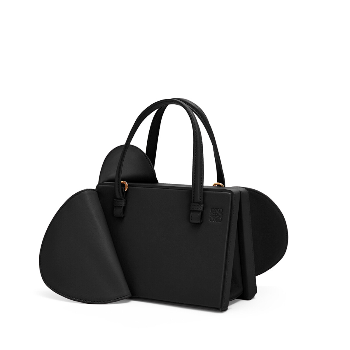 LOEWE Postal Wings Small Bag Black front