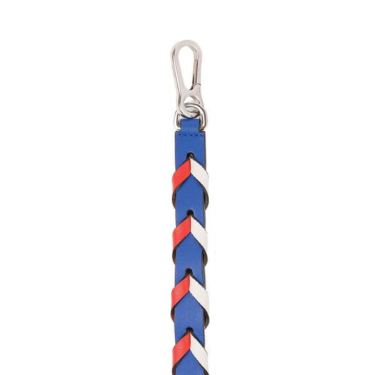 LOEWE Braided Thin Strap Multicolor front