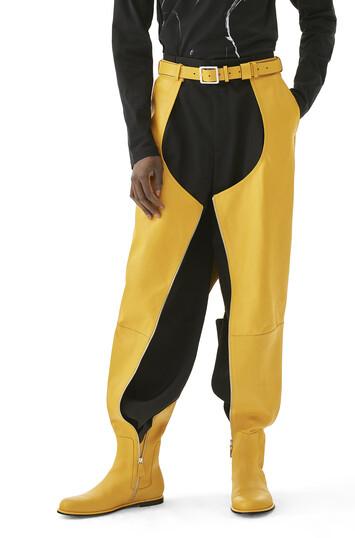 LOEWE Waders Boot Yellow Mango front