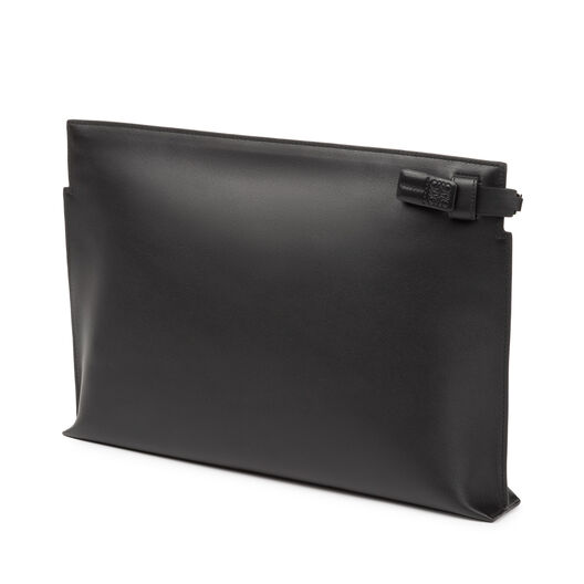 LOEWE T Pouch Stamp Negro all