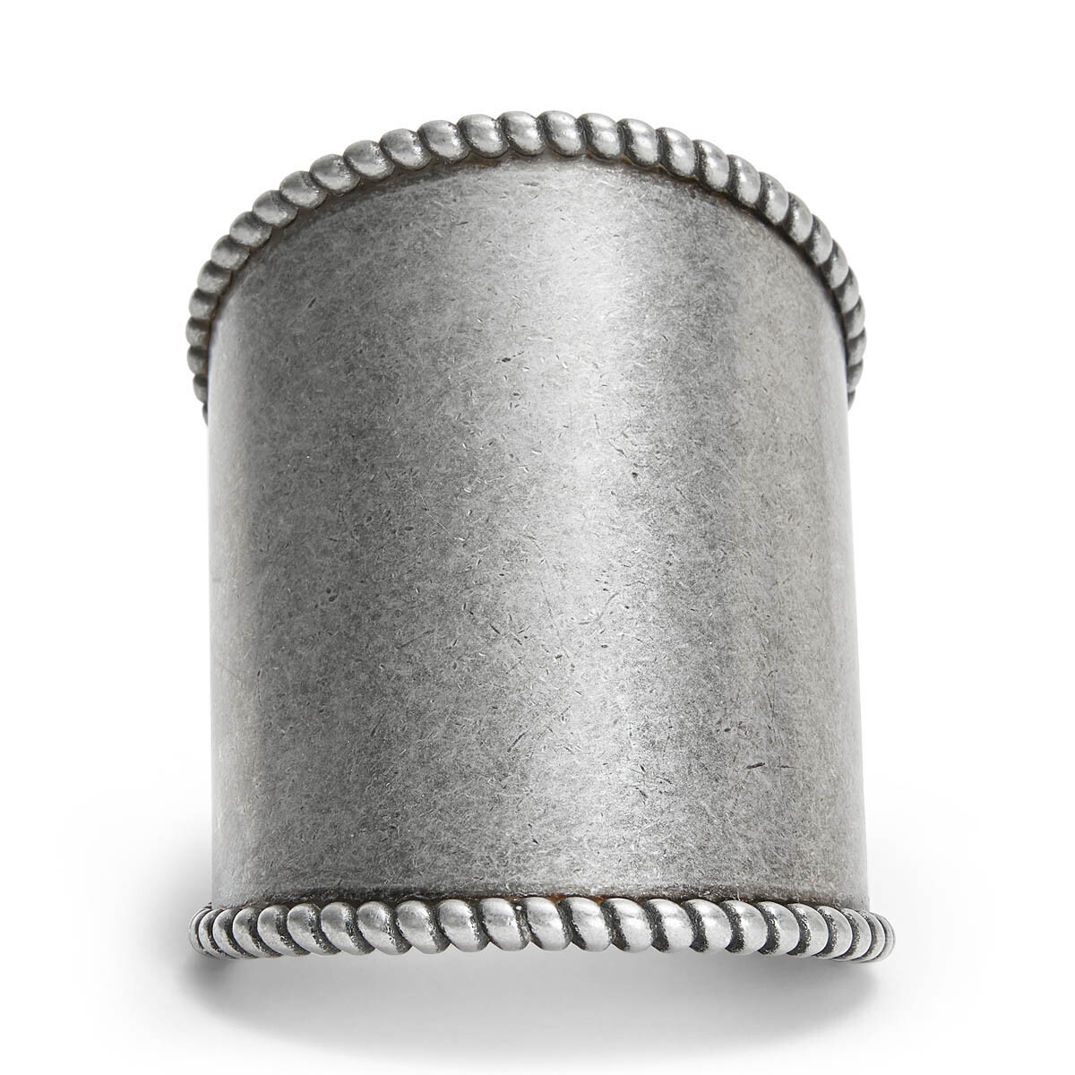LOEWE Western Bracelet Palladium front