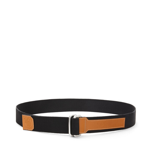 LOEWE Eye/Loewe/Nature Belt Black front