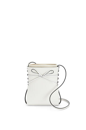 LOEWE 牛皮革 Ikebana 手袋 白色 pdp_rd