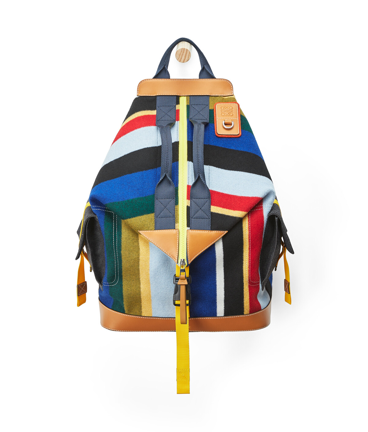 LOEWE Eye/Loewe/Nature Convertible Stripes Multicolor front