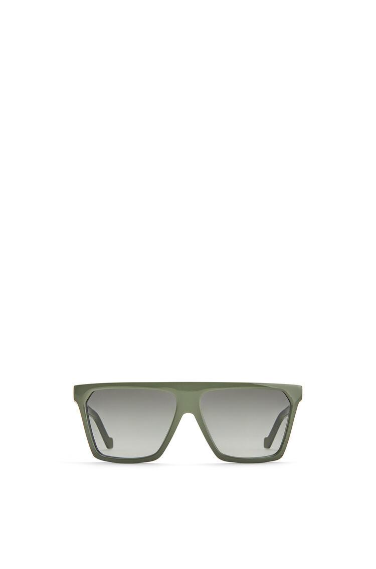 LOEWE Gafas de sol finas y planas Salvia Empolvado pdp_rd