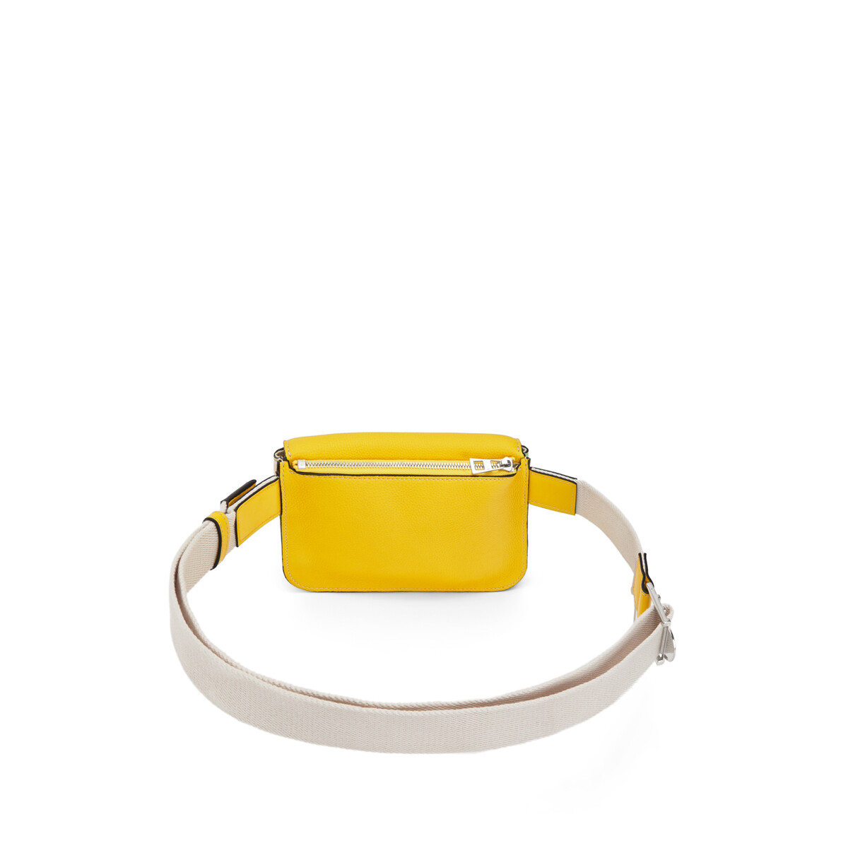 LOEWE Military Stripes Bumbag Yellow/Multicolour front