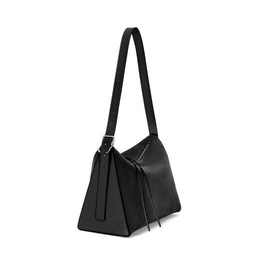 LOEWE Berlingo Bag Black front