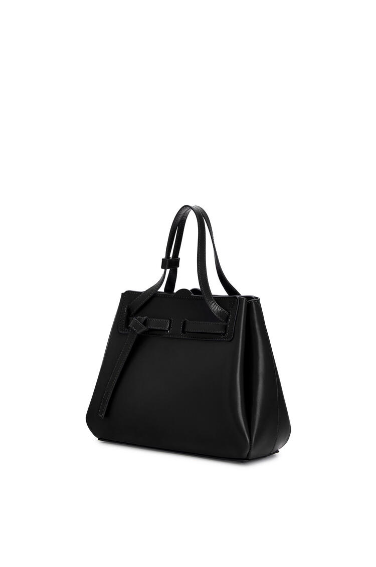 LOEWE Mini Lazo Bag In Bbox Calfskin 黑色 pdp_rd