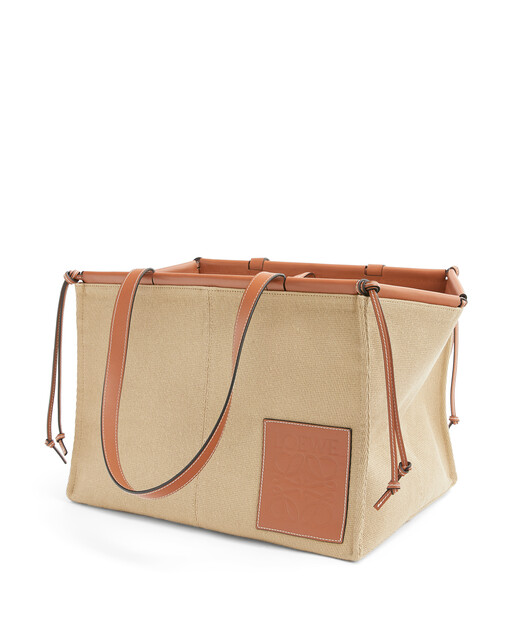 LOEWE Cushion Tote Large Cord front