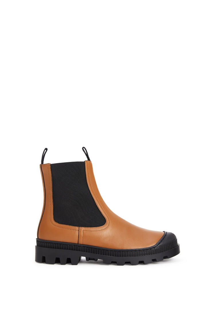 LOEWE Chelsea boot in calfskin Tan pdp_rd