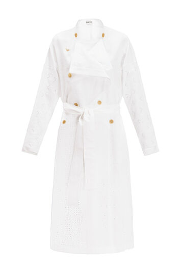 Coat Broderie Anglaise