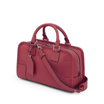 LOEWE Amazona 28 Bag 覆盆莓色 front