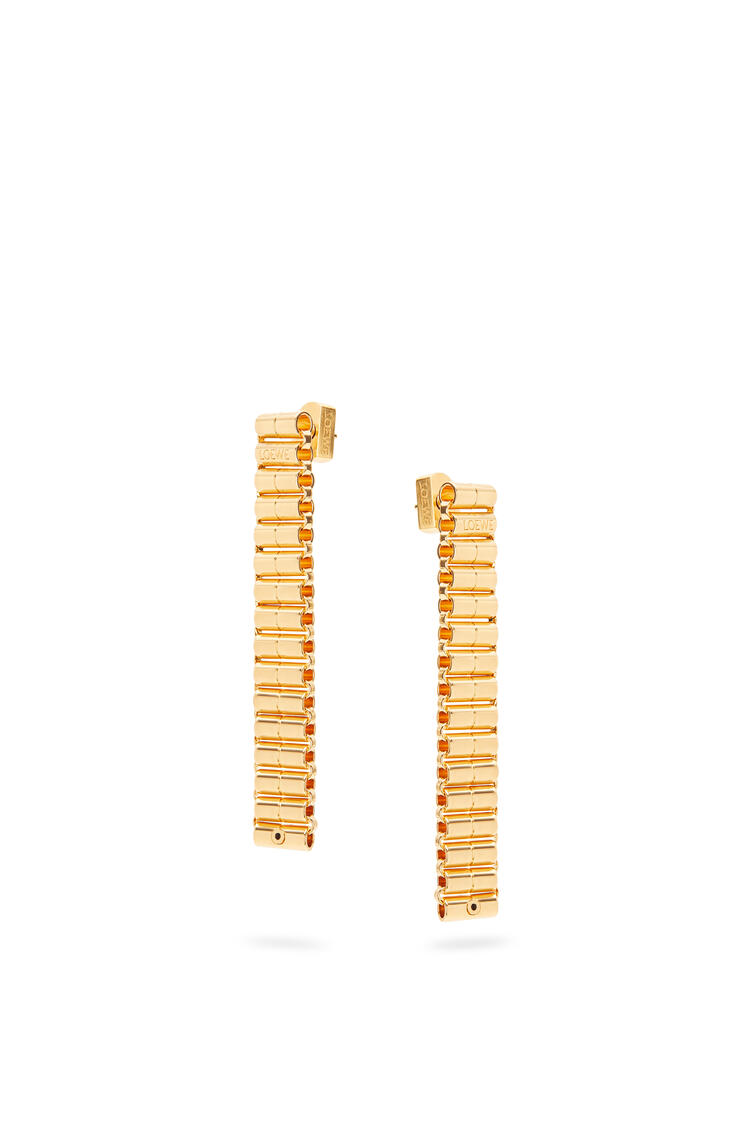 LOEWE Chain Earrings Gold pdp_rd