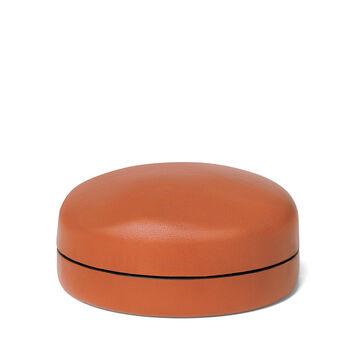 LOEWE ボックスミディアム Pecan Color front
