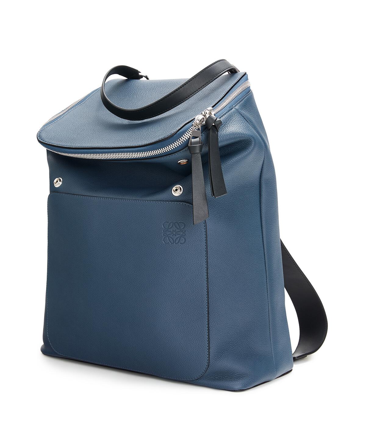 LOEWE Goya Backpack Indigo front