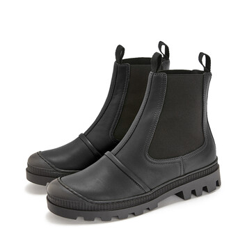LOEWE Chelsea Boot Negro front
