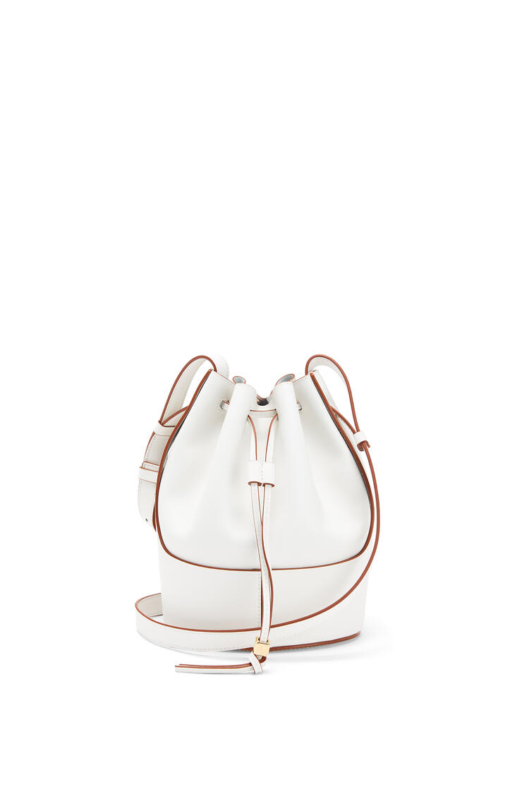 LOEWE Small Balloon Bag In Nappa Calfskin 白色 pdp_rd