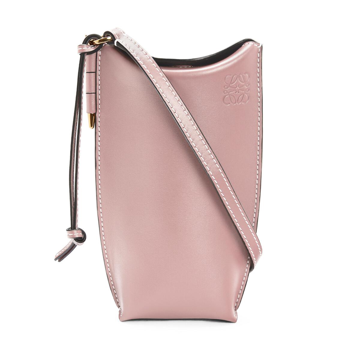 LOEWE Gate Pocket Rosa Pastel front