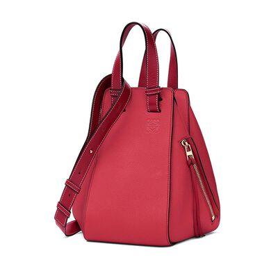 LOEWE Hammock Small Bag Rouge front