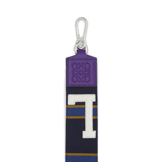 LOEWE Varsity Strap Multicolor/Marine all