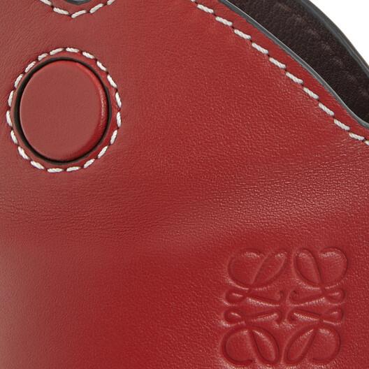 LOEWE Gate Pocket Garnet/Pomodoro front