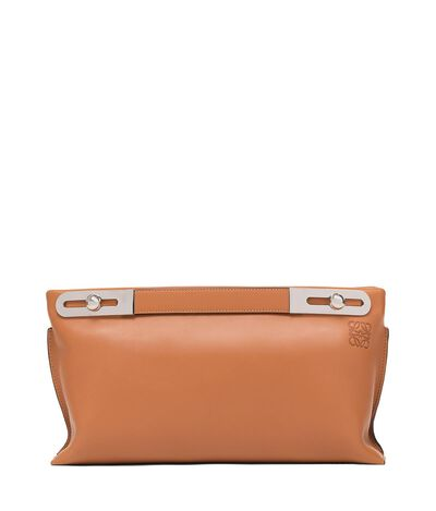 LOEWE Missy Bag Tan front
