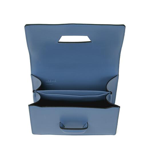 LOEWE Barcelona Bag Varsity Blue front