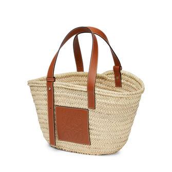 LOEWE Basket 原色/棕褐色 front