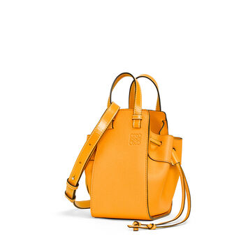 LOEWE Hammock Dw Mini Bag Mandarin front