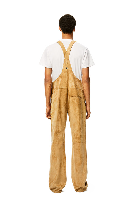 LOEWE Overalls Gold front