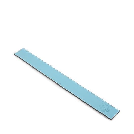 LOEWE Brazalete Slap Pequeño Azul Claro front