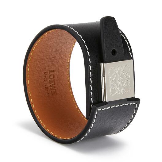 LOEWE Wrap Bracelet Black front
