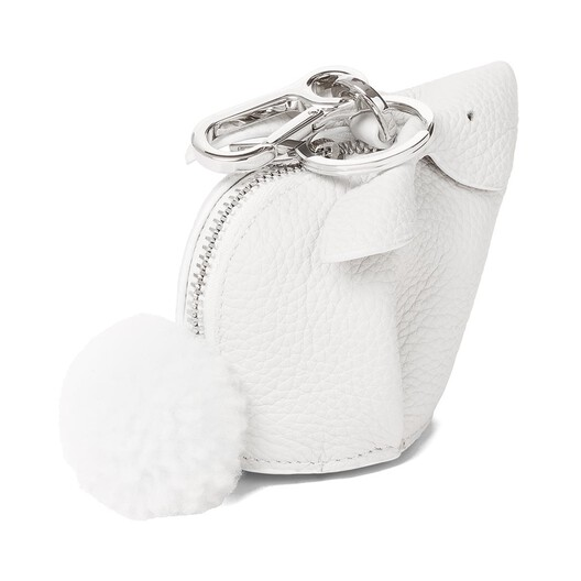 LOEWE Bunny Charm White front
