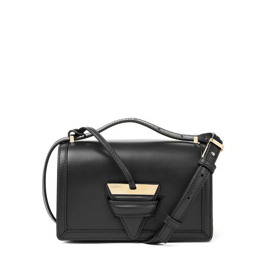 LOEWE Barcelona Small Bag Black all