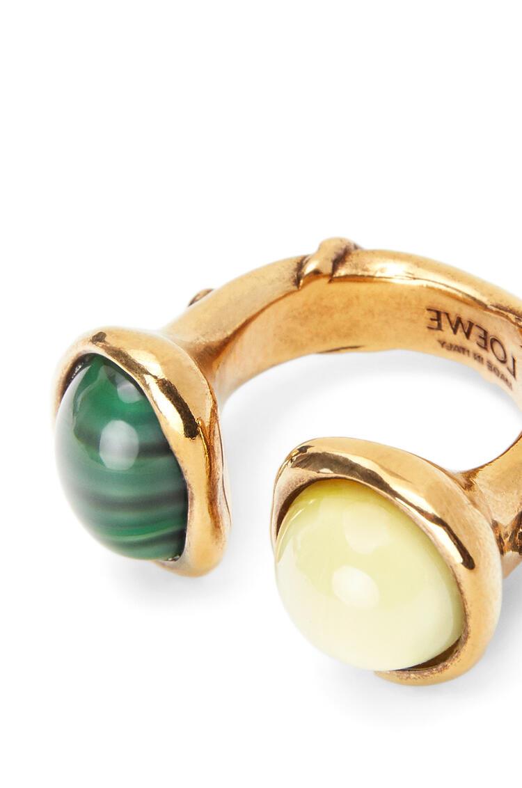 LOEWE Tree Ring Yellow/Green pdp_rd