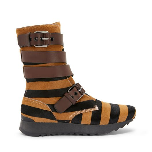 Strappy Boot
