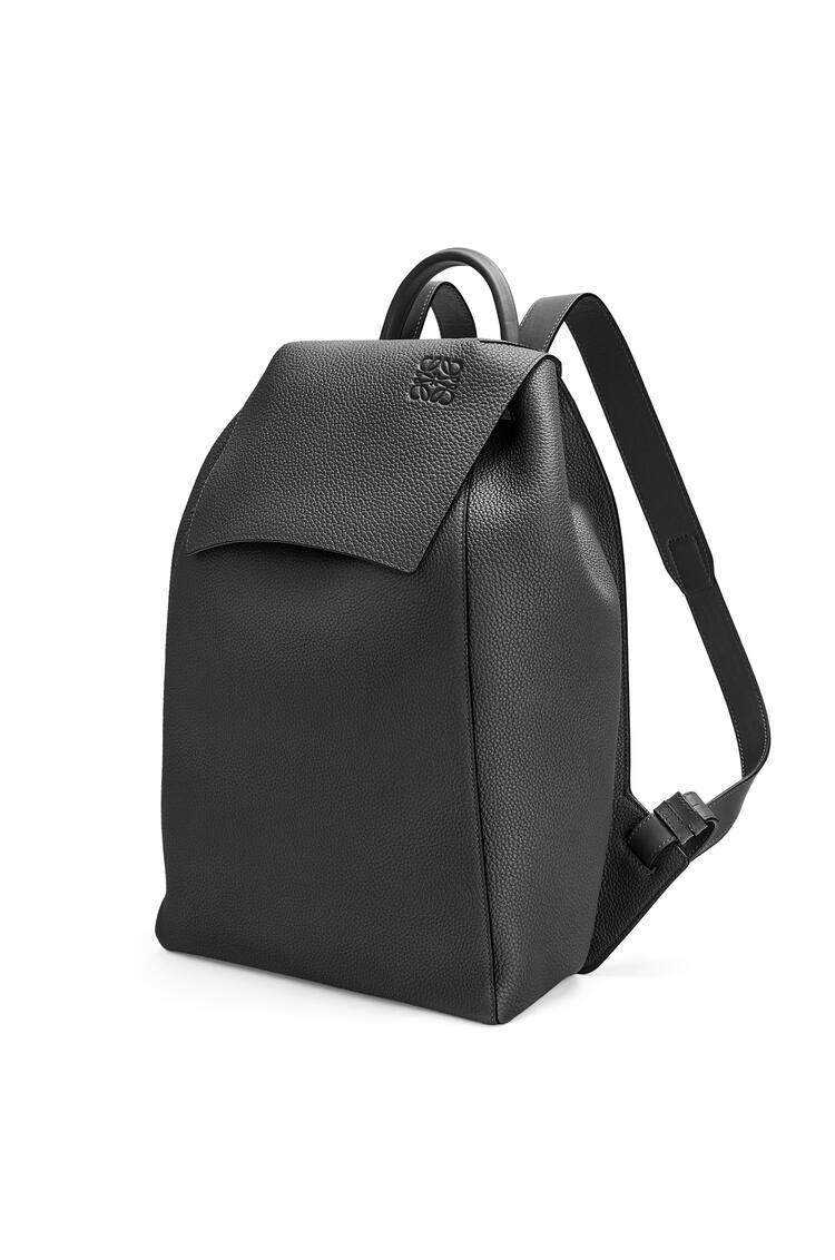 LOEWE ドローストリング バックパック (グレインカーフ) ブラック pdp_rd