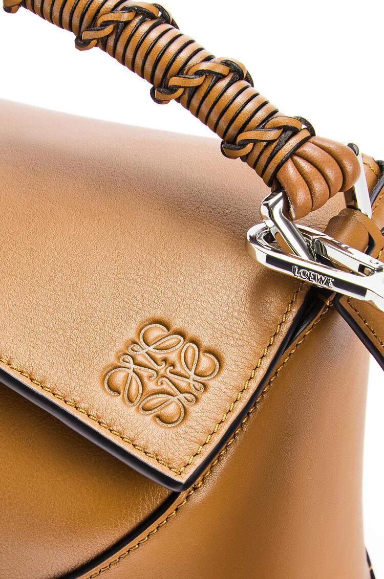 LOEWE Puzzle Edge bag in nappa calfskin Warm Desert pdp_rd