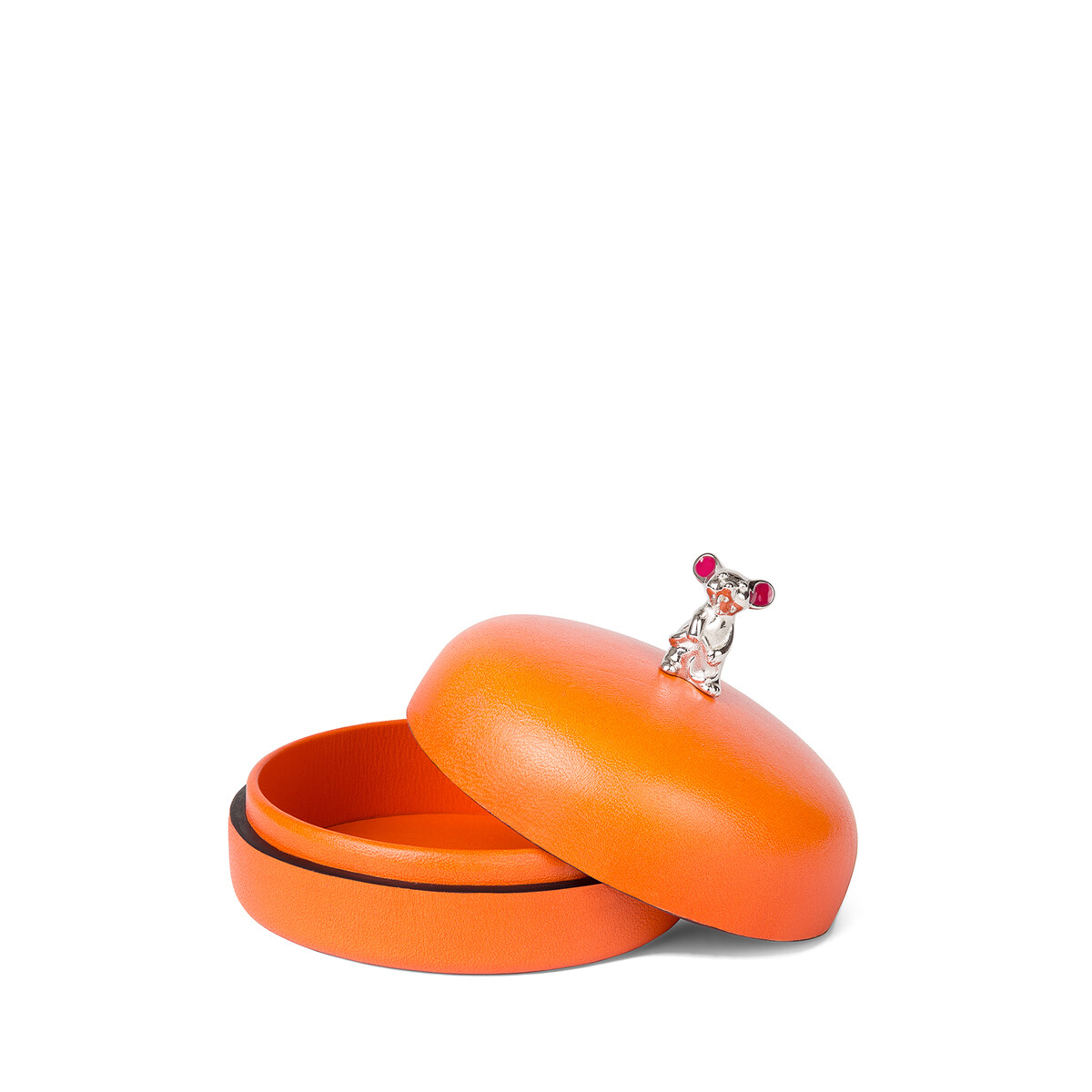 LOEWE Box Mouse Small Mandarin front