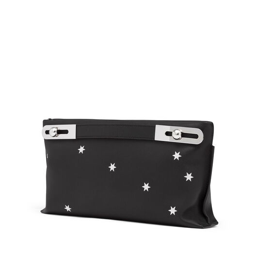 LOEWE Missy Stars Small Bag 黑色/银色 all