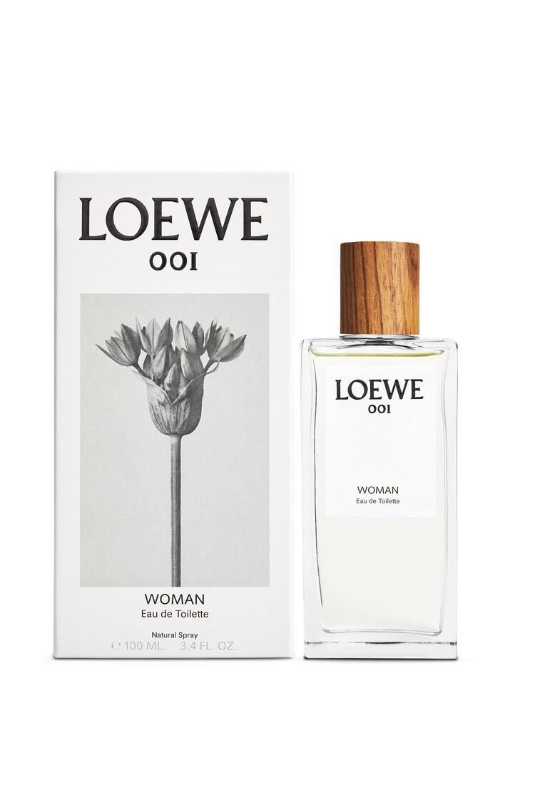 LOEWE LOEWE 001 WOMAN EDT 100ML colourless pdp_rd