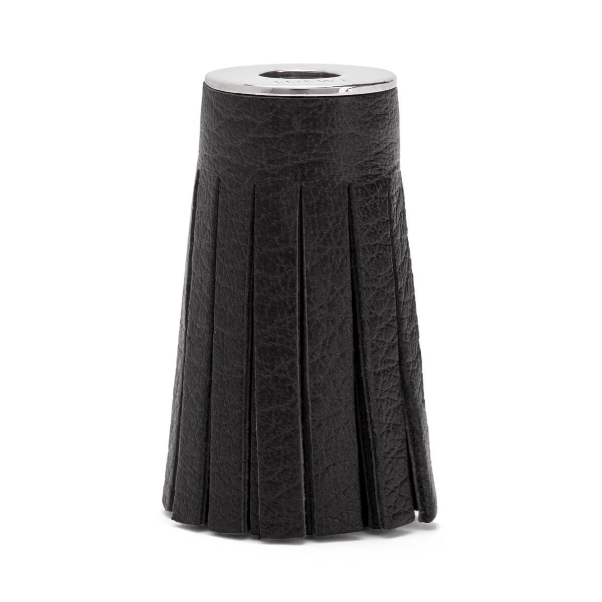 LOEWE Tassel Dice 黑色 front