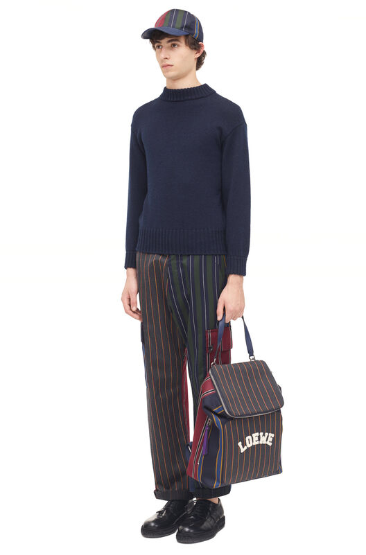 LOEWE College Stripes Trouser Multicolor all