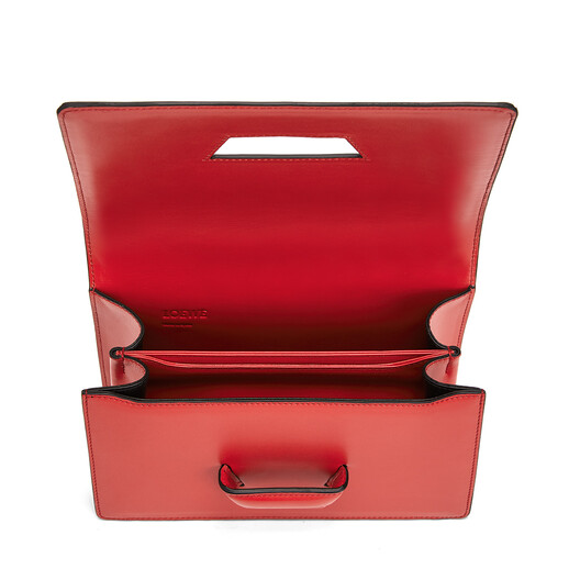 LOEWE Bolso Barcelona Scarlet Red front