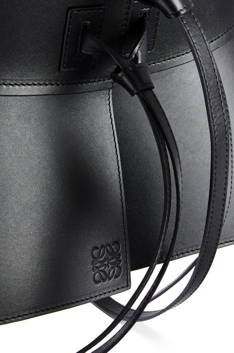 LOEWE Asymmetric obi belt in nappa Black pdp_rd