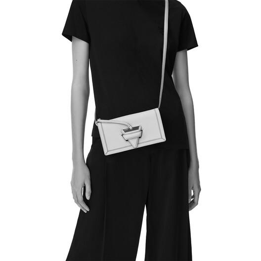 LOEWE Barcelona Soft Mini Bag Tan front
