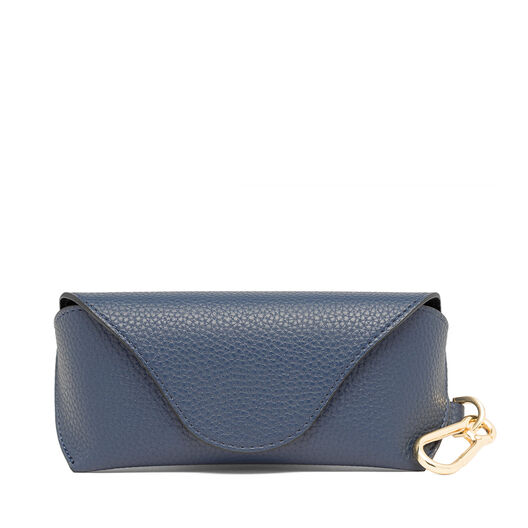 LOEWE ラウンドサングラス Sky Blue/Gradient Turquoise all