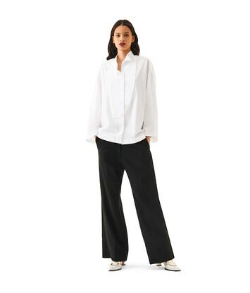 LOEWE Oversize Shirt 白 front